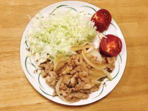 写真:娘の手料理